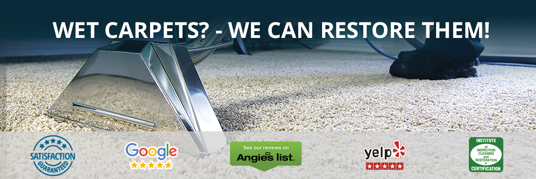 Atlanta Water & Fire Restoration - Carpet Cleaning