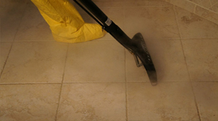 Steam Cleaning Flooring after Water Damage